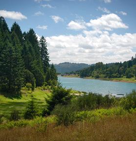 Scoggins Valley Park & Henry Hagg Lake