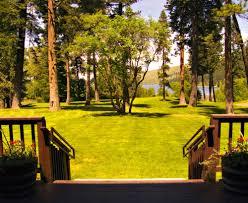 Wallowa Lake Lodge Beautiful Landscapes