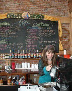 Gypsy Java Coffee House