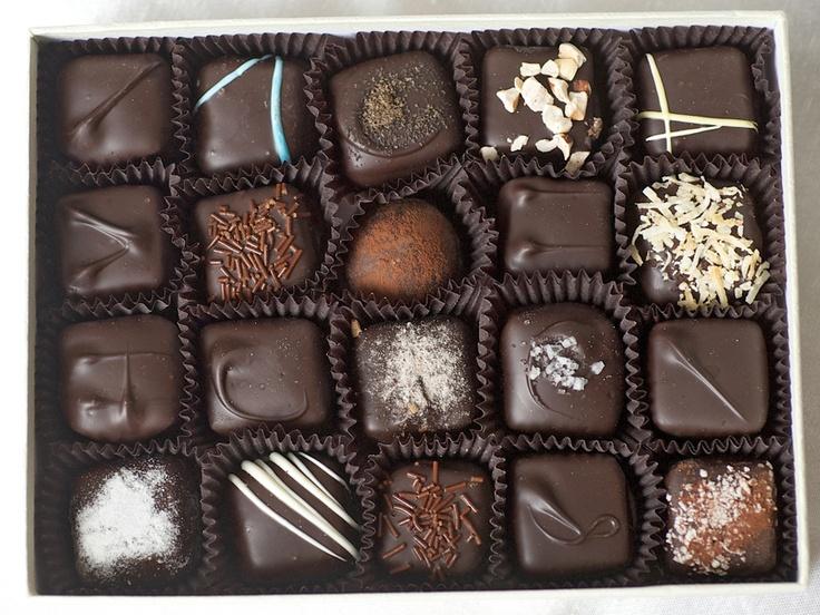 Image courtesy of Arrowhead Chocolates