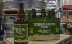 Known For Terminal Gravity Brewing