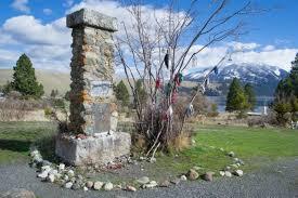 Old Chief Joseph Grave Site