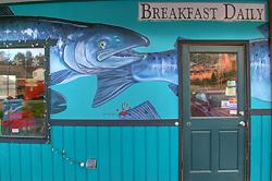 Luna Sea Fish House, Yachats